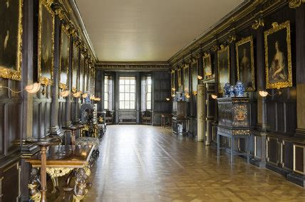 the long gallery at ham house, richmond upon thames, ham