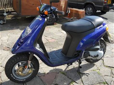 50cc scooter ped piaggio typhoon for sale uk free