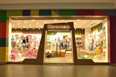 karamela children clothing store by architects