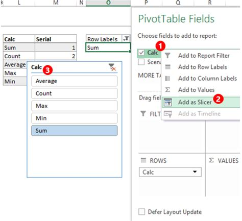 change pivot table values field using vba goodly