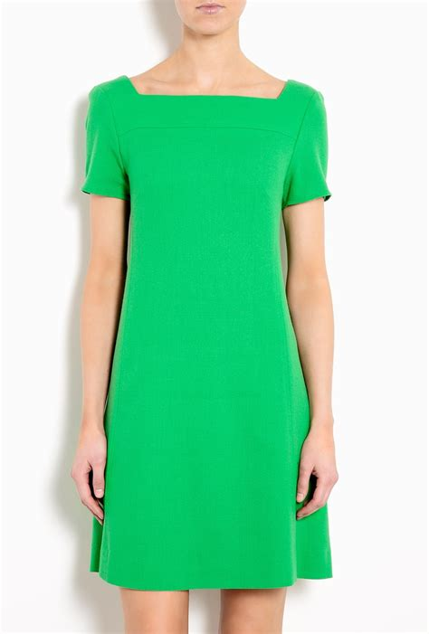 pattern for a simple shift dress easy to wear shift dress for work the square neckline