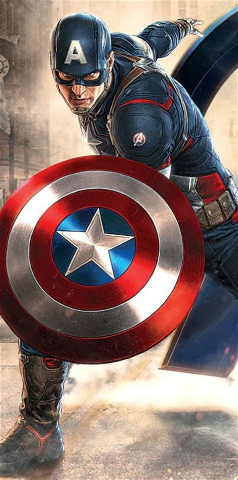 Movie Wallpapers HD and Widescreen   Captain America