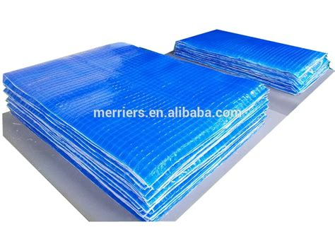 Cooling Mattress Topper by Cooling Gel Mattress Topper Gel Pad Topper Buy Cooling