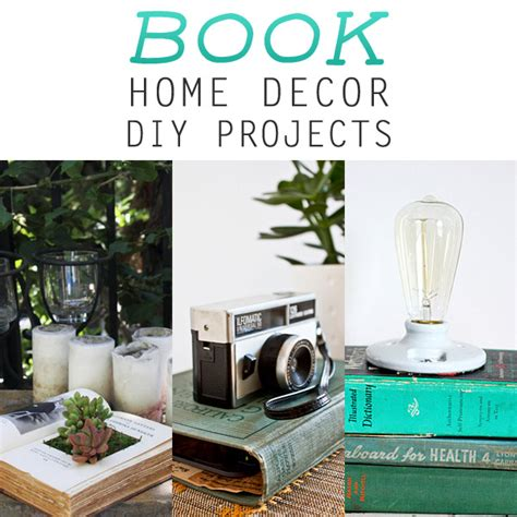 home decor books book home decor diy projects the cottage market