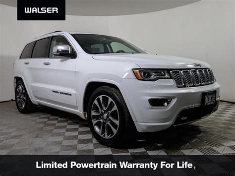 walser chrysler pre owned 2017 jeep grand overland sport utility