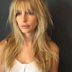 bangs are jagged and blunt long layered hairstyles 2016 with blunt bangs bangs