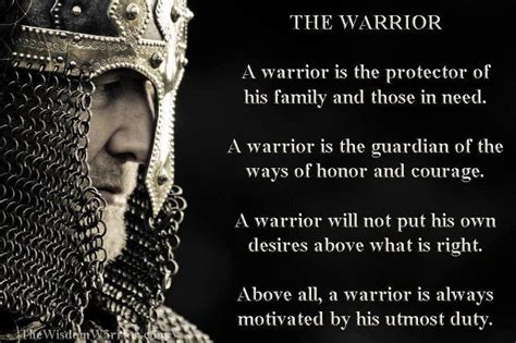 way of the warrior the philosophy of enforcement superbia books warrior mentality quotes quotesgram