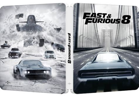 fast and furious 8 plans fast furious 8 steelbook