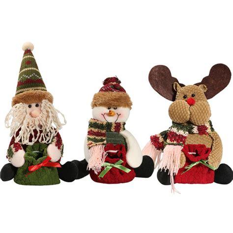 Souvenir Lu Natal Disertai Ada Musiknya popular santa reindeer decorations buy cheap santa reindeer decorations lots from china santa