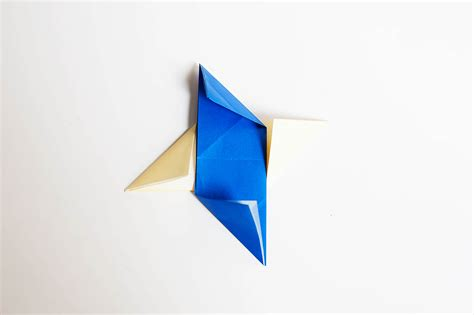 Origami Top - origami toothpick spinning top all for the boys