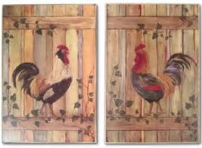 rooster wall decor rooster kitchen on rooster decor roosters and