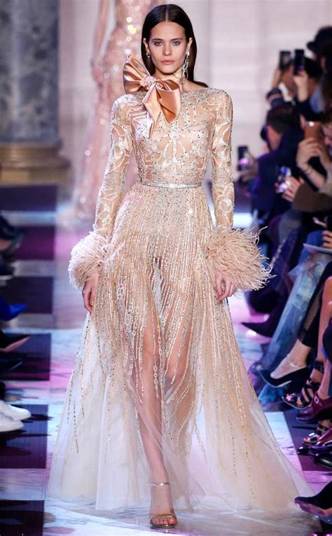 Whats New This Week At Style Couture In The City Fashion by Elie Saab From Haute Couture Fashion Week