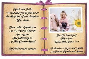 wording for baptism invitations wording for baptism