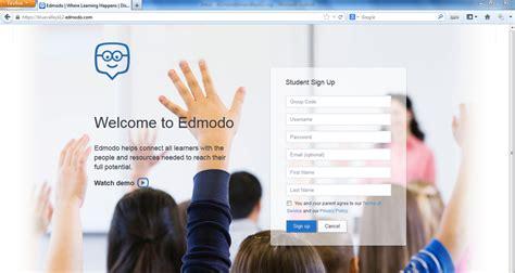 edmodo blue valley edmodo instructions hulse s class
