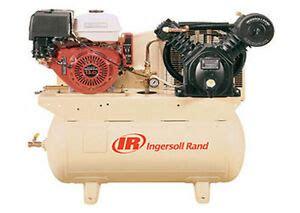 air compressor gas engine  cfm  psi