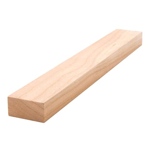 1x2 3 4 quot x 1 1 2 quot cherry s4s lumber boards flat