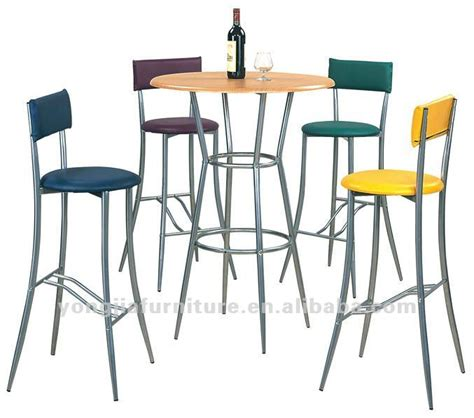 High Top Bar Tables And Chairs by Modern Bar Table And Chairs