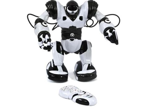 A Day In The Of Robosapien by Wowwee Robosapien Robot With Remote