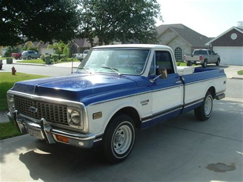 1970 chevy c/10 chevrolet chevy trucks for sale | old