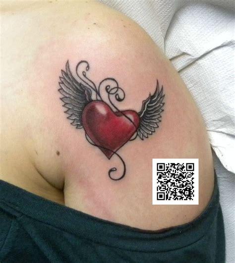 tattoo cuore con ali significato pi 249 di 25 fantastiche idee su tatuaggio ali del cuore su