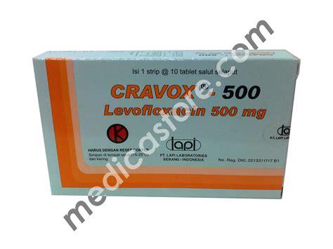 Obat Ofloxacin kegunaan obat cravox levofloxacin