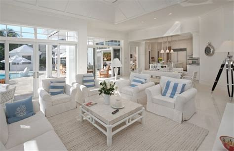 coastal chic living rooms coastal style interiors ideas that bring home the breezy