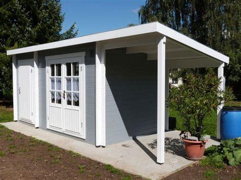 Gartenhaus Mit Grillstelle by Die Besten 25 Lauben Terrasse Ideen Auf