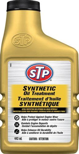 stp synthetic oil treatment  ml canadian tire