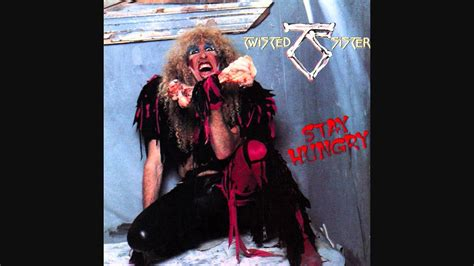 Cd Twisted Stay Hungry twisted stay hungry 1984 album preview