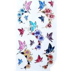 butterflies and flowers tattoo cool tattoo trend comments