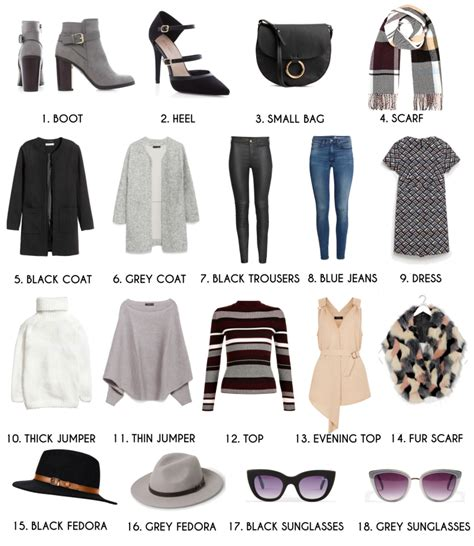 Travel Wardrobes by Winter Travel Wardrobe Clothes And Stuff