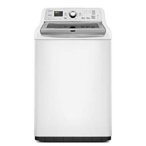 maytag bravos xl 4 8 cu ft high efficiency top load