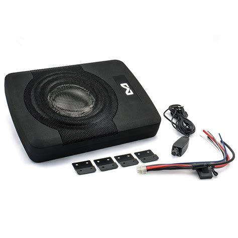 Aktiv Subwoofer Auto 2015 by Active8 Sl