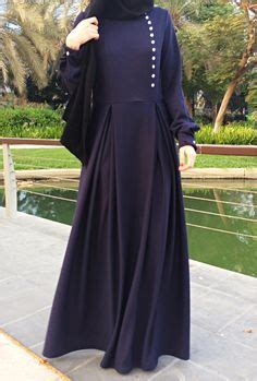 07272 Gamis Lirin Navy Baju Muslim Maxi Dress ms pandan fitting kamibrideandbridesmaid dress lace fitting gowns