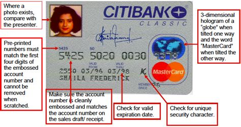 Credit Card Number Format Visa Mastercard How To Identify A Fraudulent Credit Card Credit Card Finder