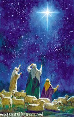 shepherds watched  flocks  night christmas program church banners christmas