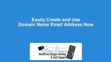 Whois Email Address Lookup Easily Create And Use Domain Name Email Address Now