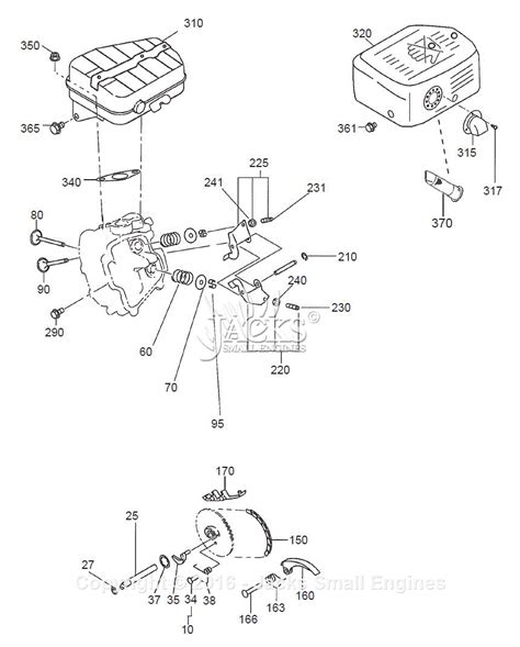 subaru engine parts diagram robin subaru ex40 parts diagram for intake exhaust