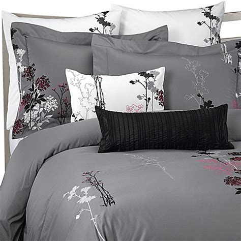 bed bath and beyond huntington huntington duvet cover 100 cotton bedbathandbeyond ca