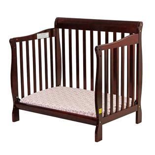 Dream On Me Dream On Me Aden Convertible 3 In 1 Mini Crib On Me Aden Mini Crib