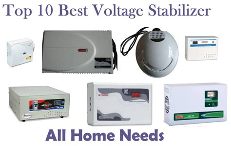 best home products 2017 top 10 best voltage stabilizer for all home needs 2017