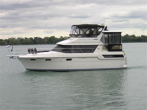 used carver boats for sale in michigan 1989 carver motor yacht powerboat for sale in michigan