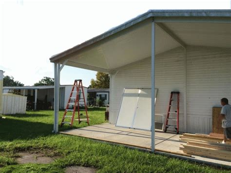 haggetts aluminum post highlights haggetts aluminum carport with storage shed kissimmee carport to storage