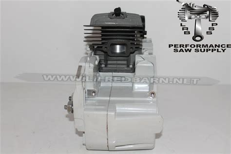 Stihl 044 Ms440 Magnum Complete Engine Assembly Ready To