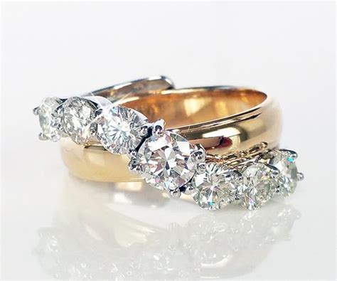 parents wedding rings redesigned ambrosia