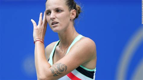 pliskova tattoo tattoos fifteen of the most eye catching tattoos in sport