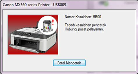 resetter canon mp280 error 5b00 cara memperbaiki error 5b00 printer canon ip2770 santoso