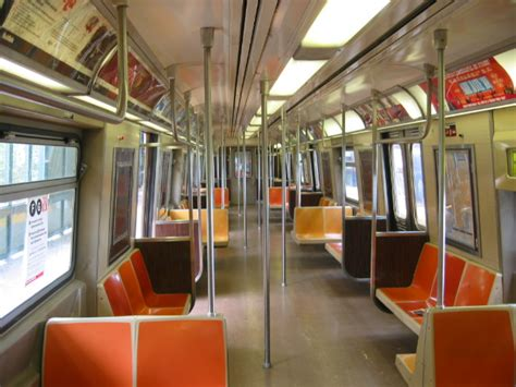 car upholstery nyc re oldest subway cars not being replaced afterall