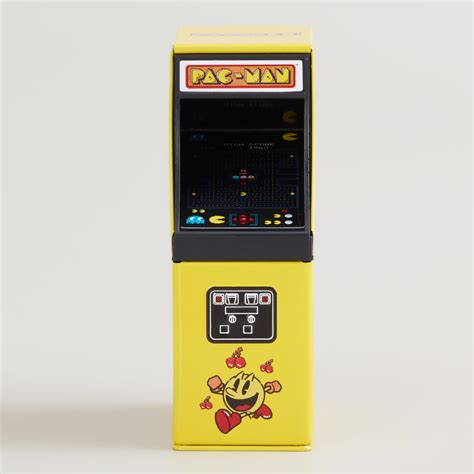 Home Decor Stores Boston by Boston Pac Man Cabinet Tin World Market