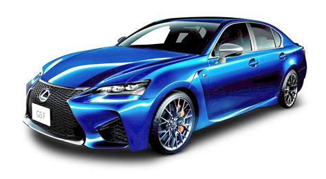 lexus sports car blue lexus gs blue car png image pngpix
